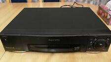 Panasonic S-VHS Super VHS Video Recorder NV-HS900