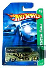 HOT WHEELS DAIRY DELIVERY 2006 TREASURE HUNT 1:64 SCALE