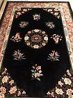 vintage hand knotted wool oriental rug