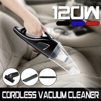 Hand Held Vacuum Cleaner Portable Car Home Van Cordless Small Hoover Wet &