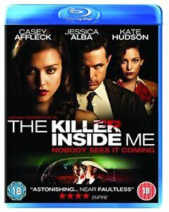 The Killer Inside Me [Blu-ray] [DVD][Region 2]