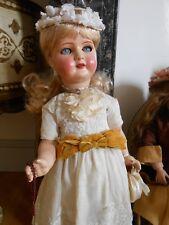 poupée ancienne bella