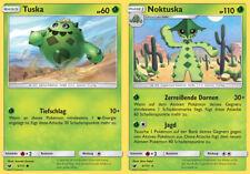 Pokemon 5/111 Tuska + 6/111 Noktuska - Weiterentwicklung