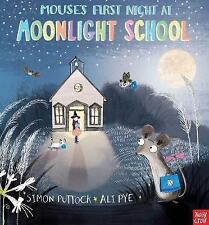 Mouse's First Night at Moonlight School-ExLibrary
