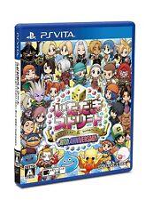 New PS Vita Fortune Itadaki Street Dragon Quest & Final Fantasy 30th Anniversary