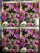 Shadow Token 4x DBS-BE03 Dragon Ball Super