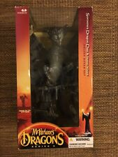 McFarlanes Toys Dragons Series 3 Sorcerers Dragon Clan & Human Wizard Deluxe Set