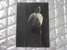 1930's SPIKE HOWARD Pro STRONG MAN World Champion Original Real Photo