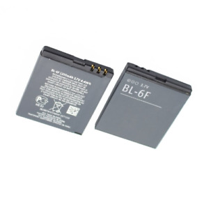 Replacement Li-ion Battery for Nokia N78 N79 N95 6788 6788I BL6F Batterie