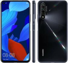 """Smartphone Huawei Nova 5T NERO 6.26"""" 6 GB RAM,128 GB fotocamera AI Five da 48 MP"""