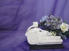 Beautiful White Paolina Bonaparte Figurine  GA-A-11