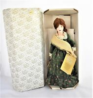 Vintage Franklin Heirloom Abigail from New Hampshire Doll