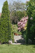 Tildenet Metal Round Garden & Rose Arch Archway