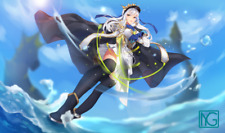 Female Thavas Genderbent Aqua Force Cardfight!! Vanguard IYG Playmat