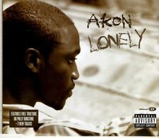 AKON  Lonely   2 TRACK CD   NEW - NOT SEALED