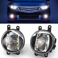 Pair LED H11 Clear Fog Light Driving Lamp For Toyota Lexus/Land Cruiser/Prius CZ