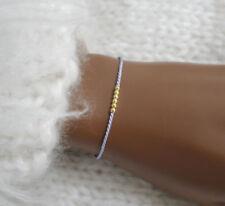 Natürliche Unisex Modeschmuck-Armbänder aus Stoff