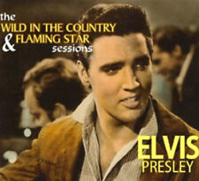 Elvis Presley : The Wild in the Country & Flaming Star Sessions CD (2012)