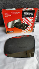 LEFT Side Heated Electric Wing Mirror Glass MERCEDES ML W163 02-05 GL X164