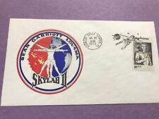 Space Covers not FDC  #1448 Skylab 1973 Vean Garriott Lousma  L836