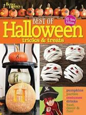 Best of Halloween Tricks & Treats, Second Edition (Better Homes and Gardens Cook