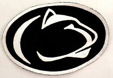 Black And White Cougar Cat Uniform Patch #Mswh