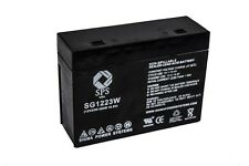 SPS Brand 1223W Replacement Battery For CSB HC1221W  1pk