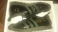 @ Look@ Men's Adidas Chille 62 Leather Trainers  - Size 7.5 VGC