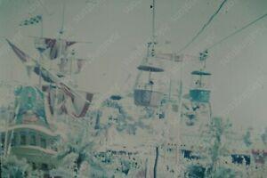 1968 disneyland skyway 35mm slide transparency Vm17