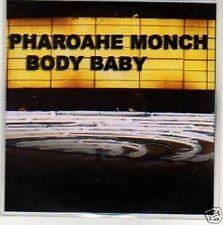 (H242) Pharoahe Monch, Body Baby - DJ CD