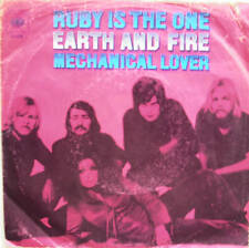 """7"""" 1970 RARE ! EARTH & FIRE : Ruby Is The One / VG++"""