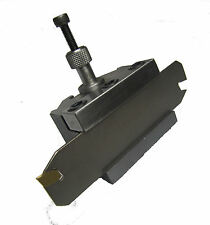 RDGTOOLS QUICK CHANGE PARTING TOOL HOLDER TIPPED BLADE FITS MYFORD QUICKCHANGE