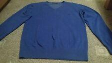 Men's navy blue jumper size L Long sleeve from Blue Inc.