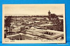 CPA POSTCARD TUNISIE GAFSA  OASIS ET MOSQUEE   LAE952