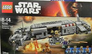 "LEGO® STAR WARS™ 75140 Resistance Troop Transporter™ ""NEU & ORIGINAL VERPACKT"""
