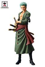 """Grandista One Piece Roronoa Zoro 12"""" PVC Figure Banpresto (100% Authentic)"""