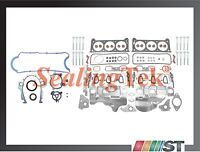Head Bolts Kit Fit 02-04 GM Vortec 4800 5300 V8 4.8//5.3 Engine Full Gasket Set