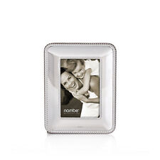 "Nambe Braid Picture Frame, 4"" x 6"""