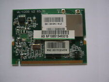 Scheda modulo WiFi wireless WL-120G card board per ASUS A7D - A6000 series Z92R