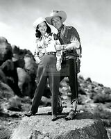 ROY ROGERS SHOW KING OF THE COWBOYS WESTERN MOVIE ACTOR STAR SINGER 8 X 10 PHOTO