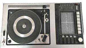 Plattenspieler Dj  Studio 2000 hifi Grundig 4D Balance