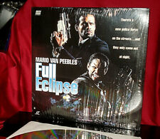 'FULL ECLIPSE' - Vampire Cop Horror Thrilller on Laser Disc, Cut-Out in Shrink
