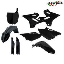 Acerbis 0017875.090 Full Kit completo plastiche Carene Yamaha YZ 125 2015 Nero