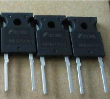 10PCS Genuine NEW RHRG75120 FAIRCHILD TO-3P