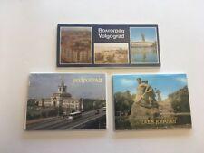 Russia Postcard Collection ~ Volgograd ~ Mamaeb Kyptah ~ 3 Sets ~ 52 Cards ~ 198