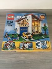 Lego Creator 3 in 1 Family House  31012 - Picture Of Box And Instructions Added