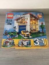 LEGO CREATOR 3 in 1 FAMILY HOUSE 31012-foto di scatola e istruzioni aggiunto