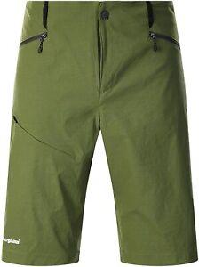 Berghaus Baggy Light am Shorts, Herren XXL, grün