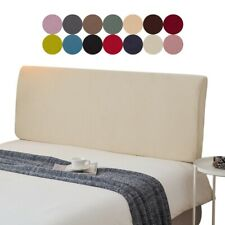 New Headboard Slipcover Cover Dustproof Bedside Cover Elasticity Bedroom Decors