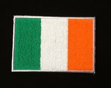 IRELAND IRISH EIRE NATIAONAL COUNTRY FLAG BADGE IRON SEW ON PATCH ST PATRICK